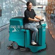 工厂车间环氧树脂地面用小型驾驶式洗地机