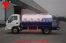 街道灑水環衛清洗車,時代原裝底盤,改裝5噸灑水車