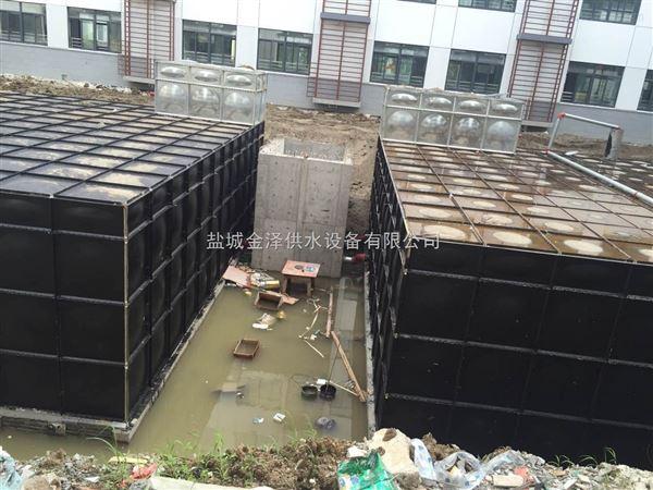 陕西商洛抗浮地埋式箱泵一体化泵站多少钱?