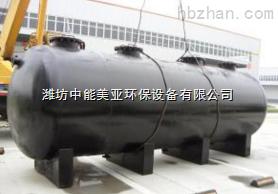 食品加工厂污水处理设备组成理设备