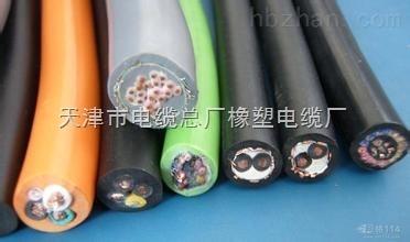 潜水泵橡套软电缆JHS-500V/3*16厂家