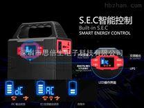毫秒级保护,神贝户外锂电储能电源S320,太阳能储电系统