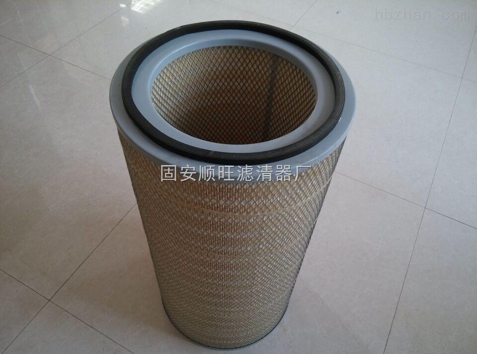 供应顺鼎旺制氧站专用配套3566空气滤筒厂家