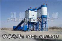 郑州建新雷竞技官网手机版下载型混凝土搅拌站与您共享一带一路建设