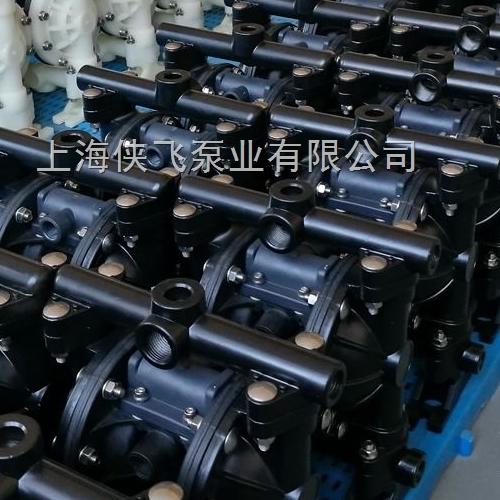 化工铸铁隔膜泵
