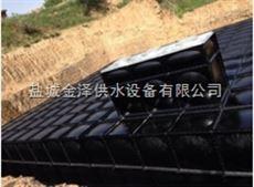 河南濮阳地埋箱泵一体化消防增压供水设备