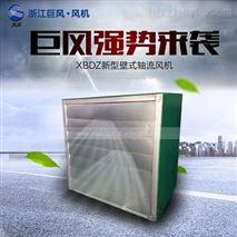 厂家供应XBDZ-4.5低噪声壁式通风机