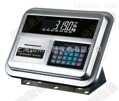 上海耀华5t地磅显示器