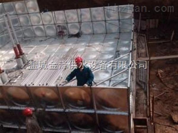 上海嘉定BDF地埋式箱泵一体化泵站供应商