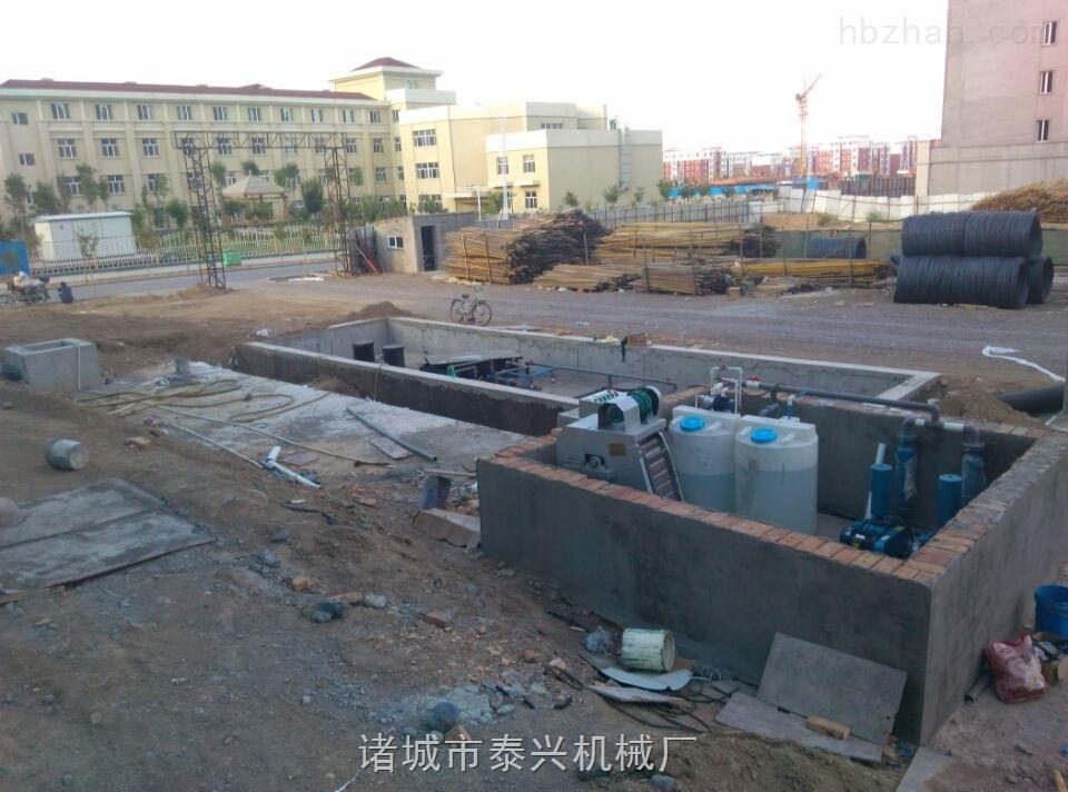 微动力一体化污水处理设备      诸城泰兴机械
