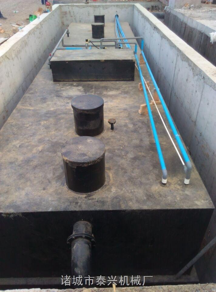 每小时30吨的酸洗磷化污水处理设备