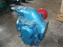 泊头盛唐kcb-55型号铸铁材质卧式齿轮油泵