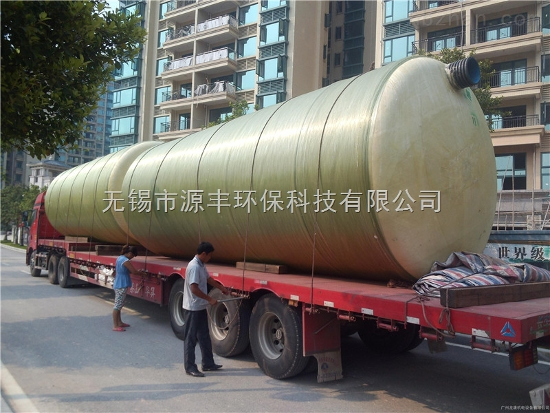 亳州6号16立方玻璃钢化粪池生产厂家