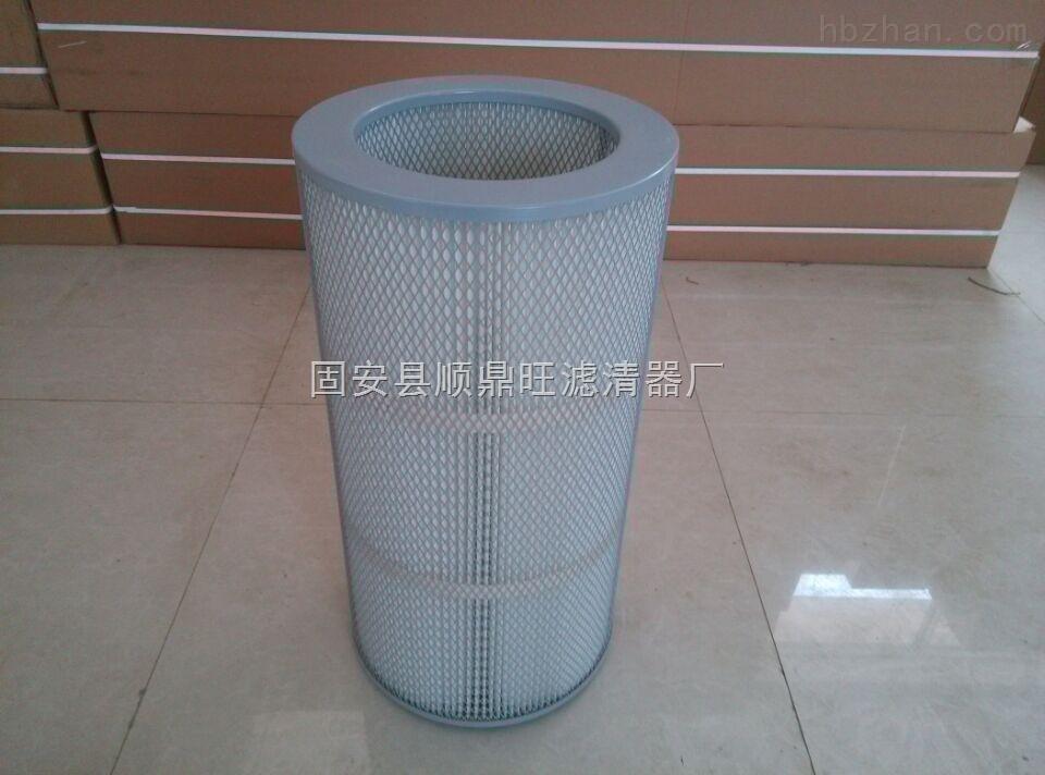 供应顺鼎旺吸砂机3566进口聚酯纤维除尘滤筒生产厂家