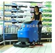 全自动双刷洗地机