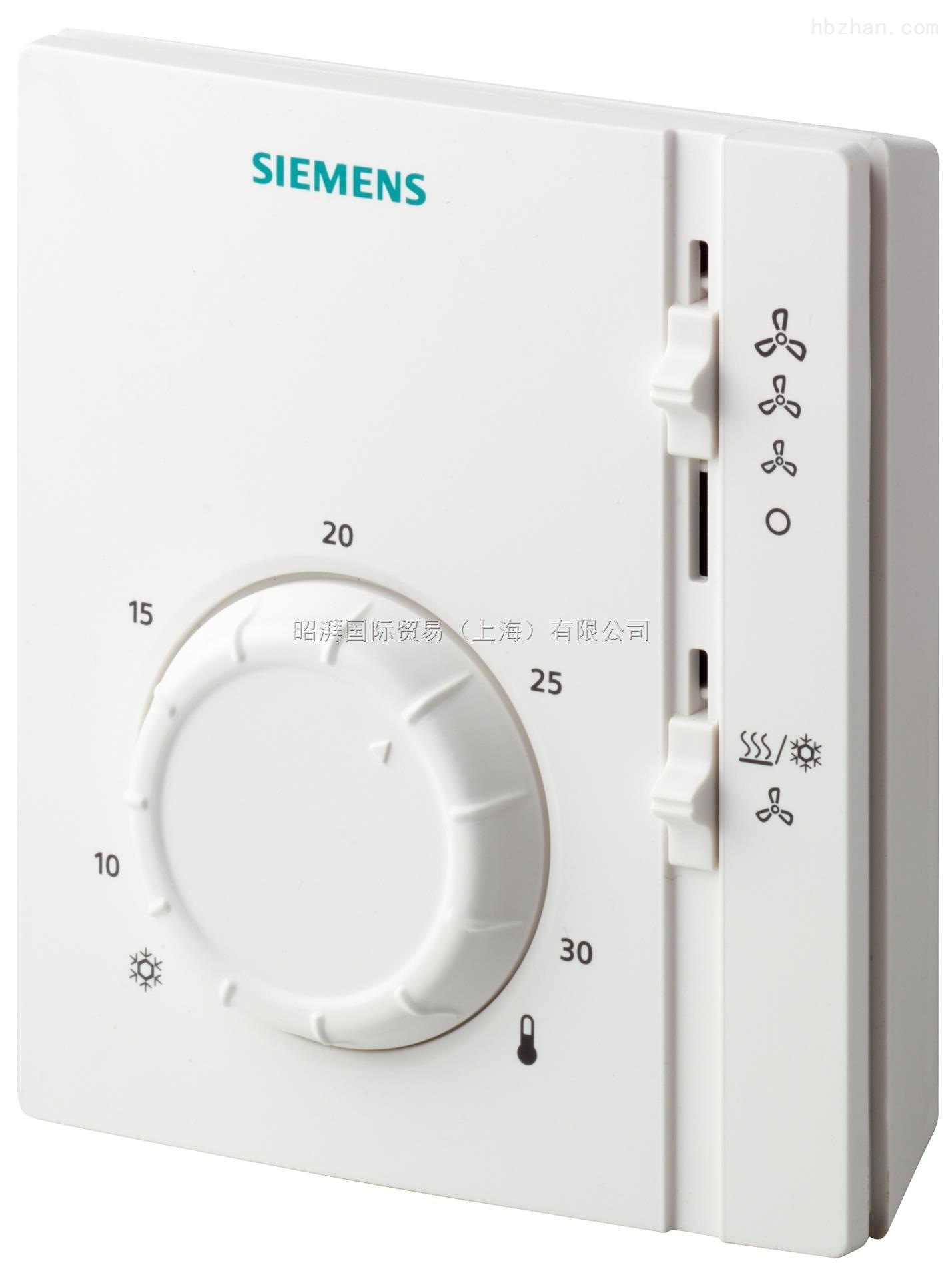 供应华北西门子RAB11.1通用性 温控器控制器