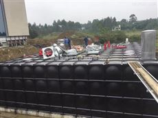 生产湖南常德地埋式装配式箱泵一体化企业