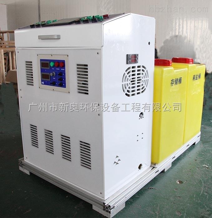 電解次氯酸鈉發生器