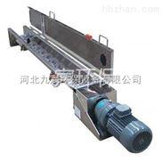 河北九宸供应LS型螺旋输送机品质好价钱低售后有保证