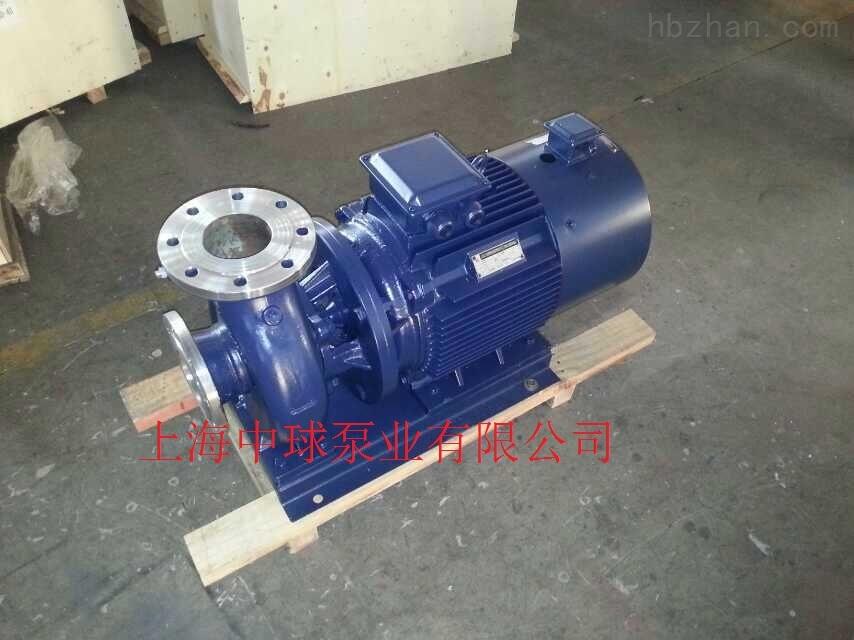 ISWH不锈钢变频管道离心泵