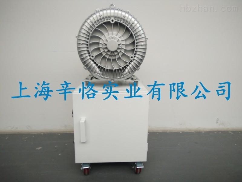 移动式吸废料机