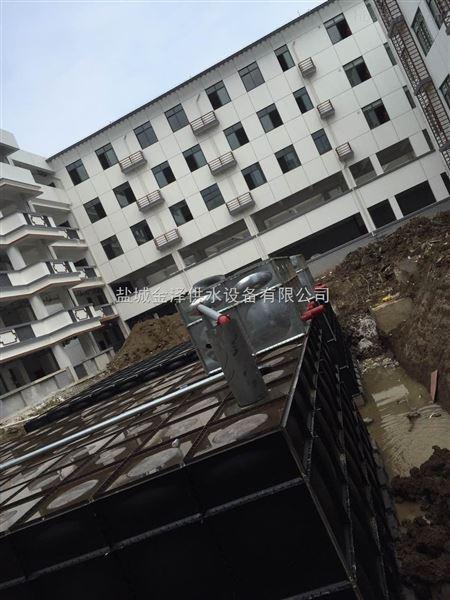 山东滨州安丘地埋装配式不锈钢复合水箱厂家