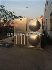 南京如皋市箱泵一体化消防稳压给水设备包验收