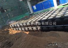 广西来宾容积360方地埋装配式箱泵产品价格