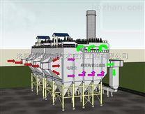 电除尘器除尘增效专用大功率LYWS-10声波清灰器
