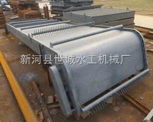 HZ-GS-回转式格栅清污机不锈钢材质