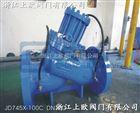 JD745X水泵多功能控制阀工作条件