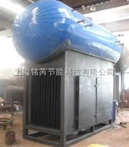 φ4*60型回转窑烟气余热回收工艺流程图