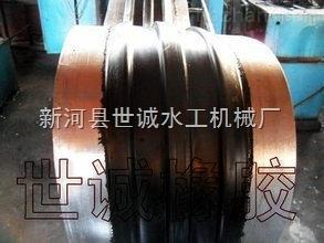300*8-300*8中埋式钢边式橡胶止水带国标定做