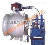 HDQ740液控止回半球阀