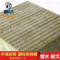 岩棉板-新型外牆保溫材料