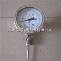 青岛不锈钢万向WSS型双金属温度计