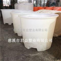 厂家供应塑料叉车桶 印染运输桶 食品周转桶