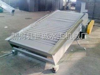 HZ-泵站用不锈钢清污机优质供应商家-世诚水工