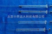 微量进样器/微量注射器(250ul/尖头) 型号:SB98-WLJH1(250ul) 库号:M368