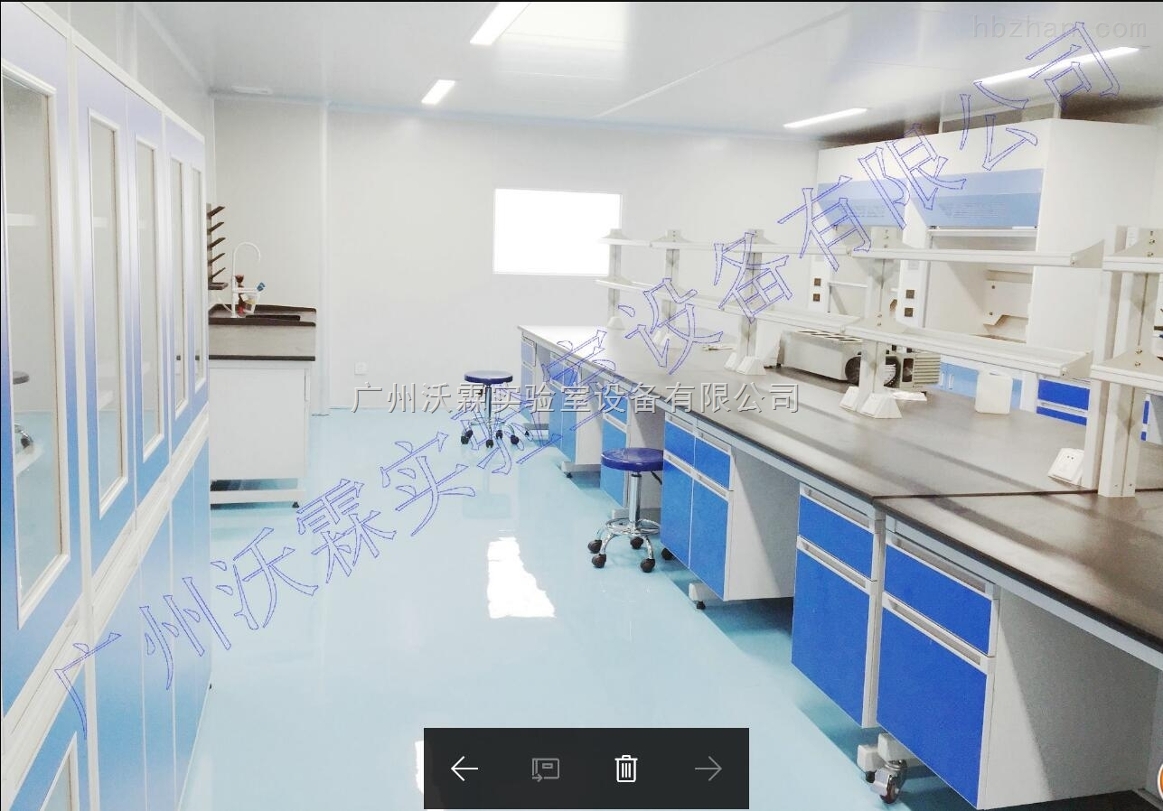 医院检验科实验室设计装修_中国环保在线