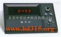 精密離子計(國產) 離子測量儀 型號:SK36/PXS-450 庫號:M188442