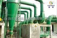 各种型号规格卧式旋风水膜除尘器结构操作维护方便厂家价格