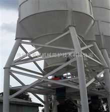 料仓放料装车机 可伸缩式无尘卸灰装置