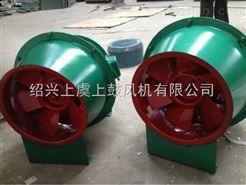 SJG-I-3.5F钢制、FSJG玻璃钢制系列管道斜流风机