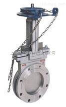 PZ43H/Y鏈輪刀型閘閥