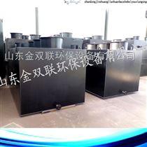SL城市地埋式污水处理设备