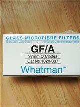 WHATMAN沃特曼GF/A玻璃纤维滤纸37mm直径1820-037