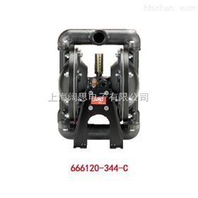氣動隔膜泵原裝英格索蘭666120-344-c氣動隔膜泵