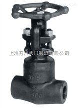 900LB~1500LB锻钢闸阀(焊接式阀盖)