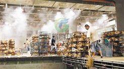 烟台养殖场喷雾消毒工程技术/大型家禽市场喷雾消毒设备厂家